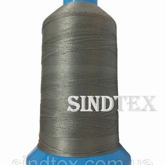 Нить повышенной прочности 100% РЕ 10 цв S-225 серый (боб 750 ярдов) Nitex (ВЕЛЛ-245)