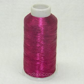 3065 Нитки металлизированные вышивальные 120/2 полиэстер ТМ Nitex (5000ярдов) (ВЕЛЛ-267)
