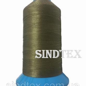 Нить повышенной прочности 100% РЕ 10 цв S-367 хаки (боб 750 ярдов) Nitex (ВЕЛЛ-295)