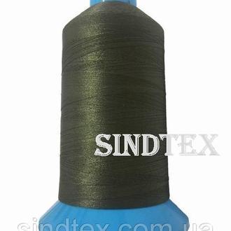Нить повышенной прочности 100% РЕ 10 цв S-565 хаки (боб 750 ярдов) Nitex (ВЕЛЛ-342)