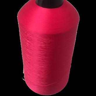 Нить текстурированная некруч 100% PE 150D/1 цв S-817 розовый темный (боб 15000ярд/60 боб) VERITAS (ex. NITEX), боб (ВЕЛЛ