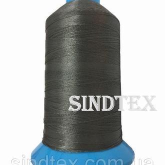 Нить повышенной прочности 100% РЕ 10 цв S-860 серый (боб 750 ярдов) Nitex (ВЕЛЛ-384)