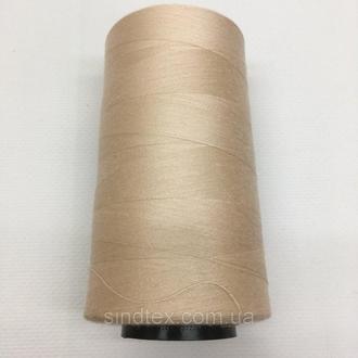 Нить швейная 100% PE 40/2 цв S-14-1307 пудра (боб 4000ярдов) NITEX (ВЕЛЛЅ-14-1307)