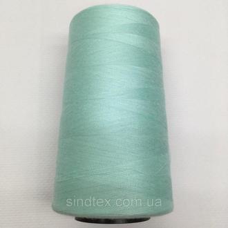 Нитка швацька 100% PE 40/2 кол S-142 голубой светлый (боб 4000ярдов) NITEX (ВЕЛЛS-142)