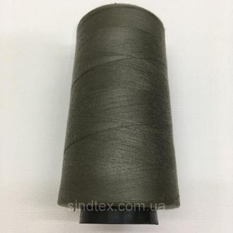 Нить швейная 100% PE 40/2 цв S-399 хаки (боб 4000ярдов) NITEX (ВЕЛЛЅ-399)