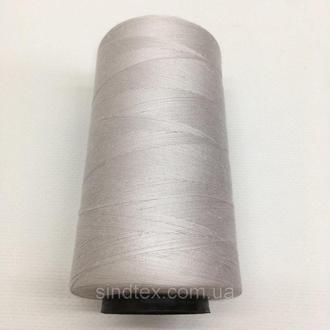 Нитка швацька 100% PE 40/2 кол S-861 сиреневый светлый (боб 4000ярдов) NITEX (ВЕЛЛS-861)