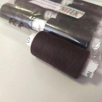 Цвет:868 Нитки в катушках, швейные 100% полиэстер 40/2 (боб 200м) (ВЕЛЛ-498)