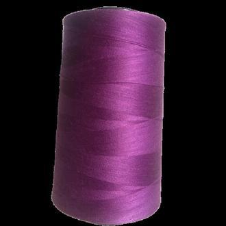 Нить швейная 100% PE 50/2 цв S-526 фиолетовый NITEX (ВЕЛЛ-563)