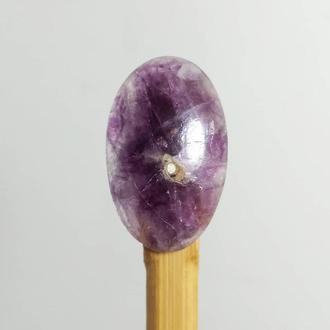 Флюорит (кабошон)