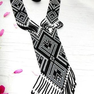 Украшение колье ожерелье гердан для девушки