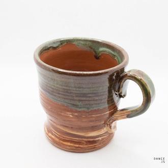 """Керамічна чашка. Колекція """"Капучіно"""""""