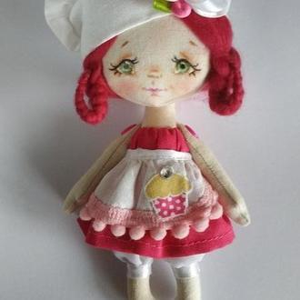 Мини куколка Повар