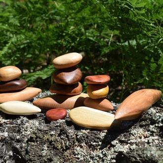 Туми -Иши Деревянные камни Туми Иши