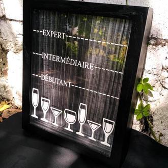 Копилка для винных пробок - Начинающий Устойчивый Эксперт