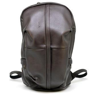 Мужской рюкзак из натуральной кожи коричневый GC-7340-3md TARWA