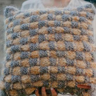 Декоративна в'їхав пов'язана подушка