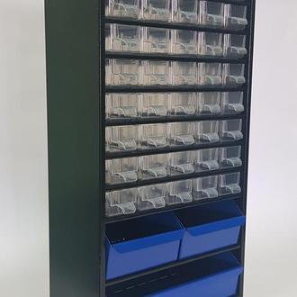Ящик для инструментов К40+1+2 (органайзер)