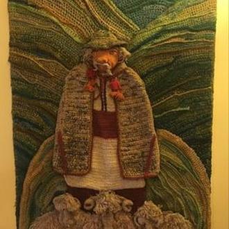 Картина Нетканий гобелен ГУЦУЛ