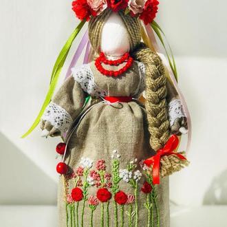 Кукла мотанка «Украиночка»