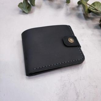 Мужской кожаный бумажник орсо 2 stedley
