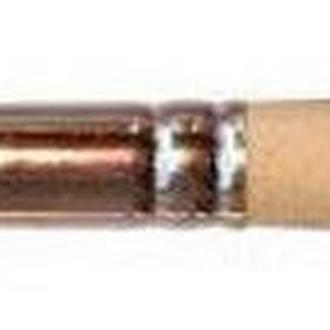 Кисть Чорна Річка, Синтетика плоска №8 коротка ручка ХУМ-З-4628
