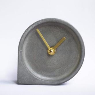 Годинник з бетону,бетонные часы,лофт