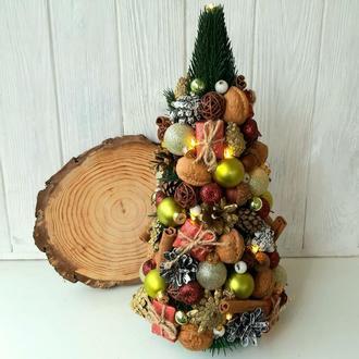 Декоративная елка с led подсветкой