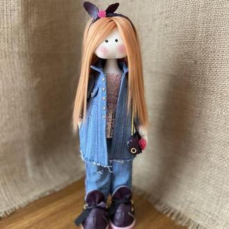 Интерьерная кукла Лилу