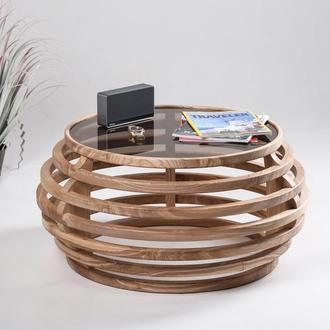 Стол из дерева Coterie coffee table