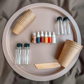 """Набор для творчества Epoxy Resin Art Эпоксидная смола """"Кофейный столик"""""""