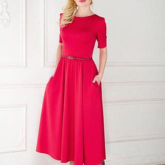 Платье на выход, скидка