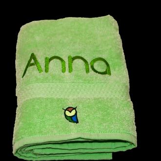 Именное полотенце для рук и лица