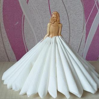 "Салфетница ""Невеста"""