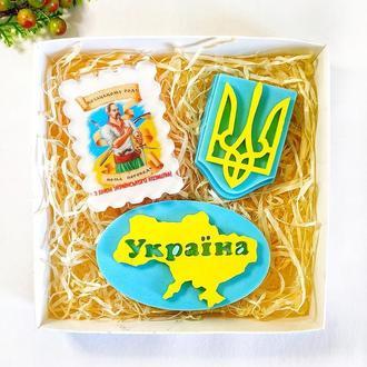 Набор мыла казаку