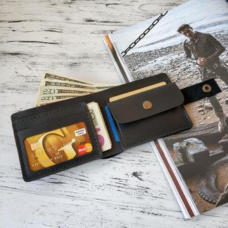 Кожаный бумажник Stedley Орсо 2.1