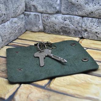 Чехол для ключей из кожи KL03-350