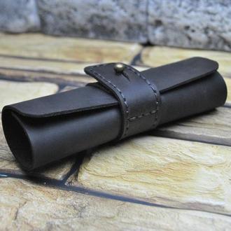 Чехол для ключей из кожи KL02-450