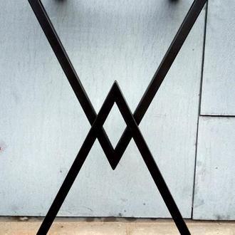 Ножки из металла для стола в стиле лофт индастриал loft для барного стола
