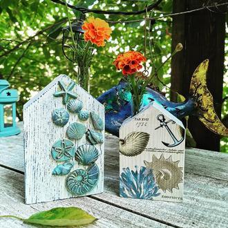 Будиночок-ваза комплект