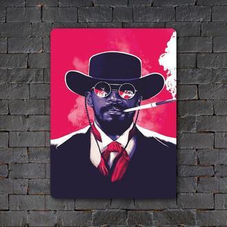 Постер (картина) табличка — Джанго