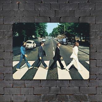 Постер (картина) табличка — The Beatles
