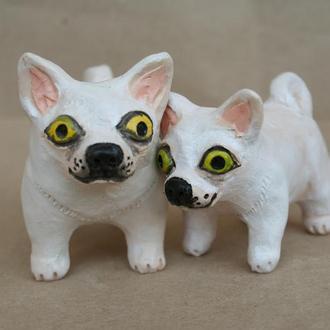 """Керамічні собачки """"Кобби чихуахуа"""""""