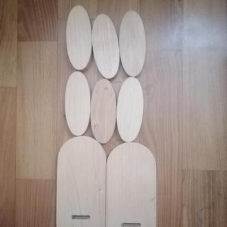 Деревянные боковушки для сумок