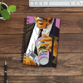 Скетчбук (блокнот) — Криминальное чтиво