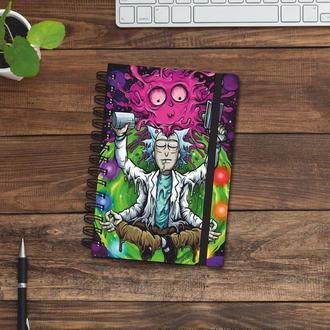 Скетчбук (блокнот) — Rick