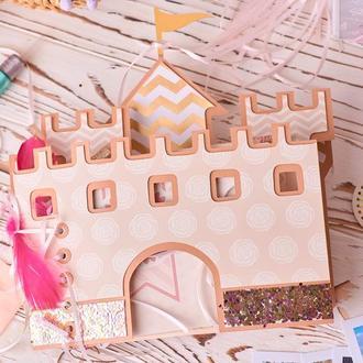 Little castle Фотоальбом для девочки