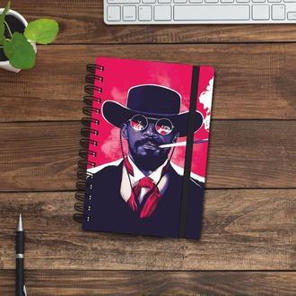 Скетчбук (блокнот) — Джанго освобождённый