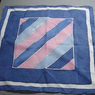 Нагрудный шелковый платок
