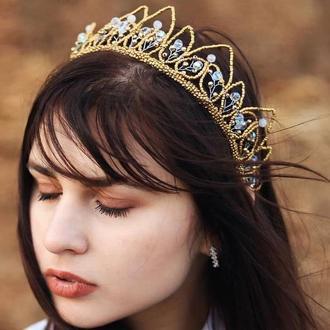 Нежная корона, диадема