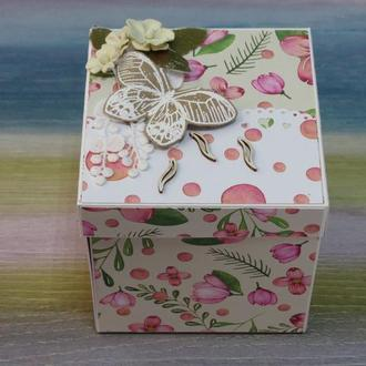 Magic box (конверт для денег)